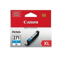 Canon CLI-271XL CLI271XL Cyan Ink Cartridge