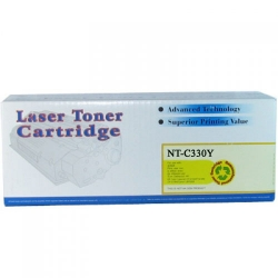 Compatible Okidata 44469701 High Yield Yellow Toner Cartridge