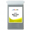 Compatible Canon BCI-1431Y Yellow Pigment ink cartridge - 130 mL