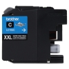 Brother Lc105C Cyan Ink Cartridge,Super High Yield