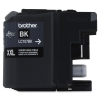 Brother Lc107 Black Ink Cartridge, Extra High Yield