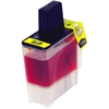 Brother Compatible Lc41y Yellow Ink Cartridge