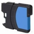 Brother Compatible Lc61c Cyan Ink Cartridge