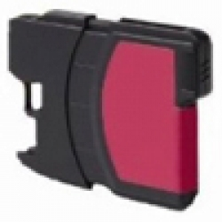 Brother Compatible Lc61m Magenta Ink Cartridge