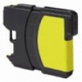 Brother Compatible Lc61y Yellow Ink Cartridge