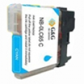 Brother Compatible Lc65c Cyan Ink Cartridge