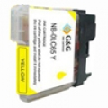 Brother Compatible Lc65y Yellow Ink Cartridge