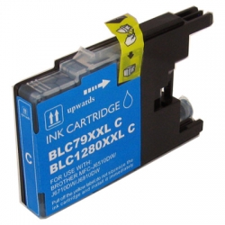 Brother Compatible Lc79c High Yield Cyan Ink Cartridge
