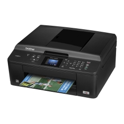Brother MFC-J430w All-in-one Printer with Large Ink Capacity Refillable Cartridges