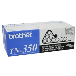 Genuine Brother Tn-350 Toner Cartridge (OEM)