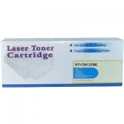 Compatible Brother TN-12C / TN12C Cyan Toner Cartridge