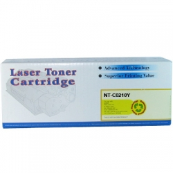 Compatible Brother TN-210Y / TN210Y Yellow Toner Cartridge