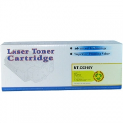 Compatible High-yiled Brother Tn-315Y Tn315Y Yellow Toner cartridge