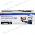 High Yield Brother Tn-315BK Tn315BK Black Toner cartridge (OEM)