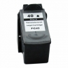 Canon Refurbsihed PG-40 PG40 Black Ink Cartridge