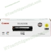 Canon 116 (1977B001AA, CB542A) Yellow Toner Cartridge (OEM)