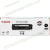 Canon 118 (2662B001AA, CC530A) Black Toner Cartridge (OEM)