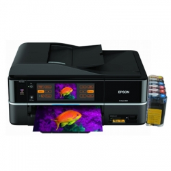Epson Artisan 837 printer with Continues Ink System