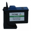 Dell Refurbished 7Y745 Color Ink Cartridge