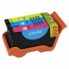 Dell Compatible Series 24 T110N Color Ink Cartridge