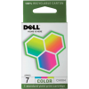 Dell Ink Cartridge CH884 Color (OEM)