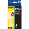 OEM Epson 273XL Yellow Ink Cartridge (T273XL420-S), High Yield
