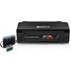 Epson Artisan 1430 Wide Format Printer With Ciss