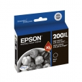 Genuine Epson 200xl Black High Yield Ink Cartridges