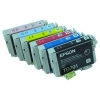 Genuine Epson 79 Ink Cartridges One-set (6) for Epson Stylus Photo 1400 1430 printer