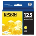 Epson OEM T125 or 125 Yellow Ink Cartridges (T125420)