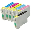 Refurbished Epson 78 Combo Pack 6 Ink Cartridges