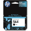 Hp 564 Black Ink Cartridge (CB316WN) - OEM