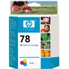 Hp 78 Tri-color Ink Cartridge (C6578AN)