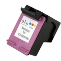 Refurbished Hp 61xl Tri-color Ink Cartridge (CH564WN), High Yield