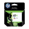Genuine Hp 61xl Tri-color Ink Cartridge (CH564WN)