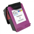 Refurbished  Hp 63xl Color Ink Cartridge (F6U63AN)
