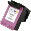 Refurbished Hp 901 tri-color Ink Cartridge (CC656AN)