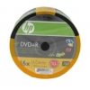 HP 16X 4.7GB DVD+R 120min Video RW 30/pack