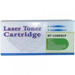 Compatible HP CE505A (05A) Black Toner Cartridge