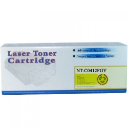 Compatible HP CE412A (305A) Yellow Toner Cartridge
