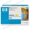 HP CB402A Yellow Toner Cartridge (OEM)