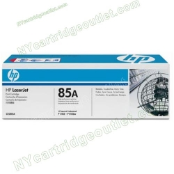 HP CE285A (85A) Black Toner Cartridge (OEM)
