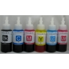 70ml Refill Dye Ink for Epson Ciss and Refillable Ink Cartridges - Optional Color