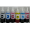 80ml (3.5oz) Refill Ink for Epson Ciss and Refillable Ink Cartridges - Optional Color