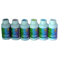 Pigment ink 100ml per bottle - Six Color optional