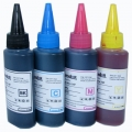 100ml (4oz) Bottle Refill Ink for Hp Ink Cartridges - CMYK Optional