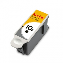 Kodak 10 or 10Bk Black  Ink Cartridges (1215581)