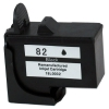 Refurbished Lexmark 18L0032 (#82) Black Ink Cartridge
