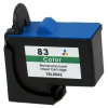 Refurbished Lexmark 18L0042 (#83) Tri-color Ink Cartridge