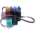Continuous ink supply system for HP Printers that Use Hp No. 901 ink cartridges